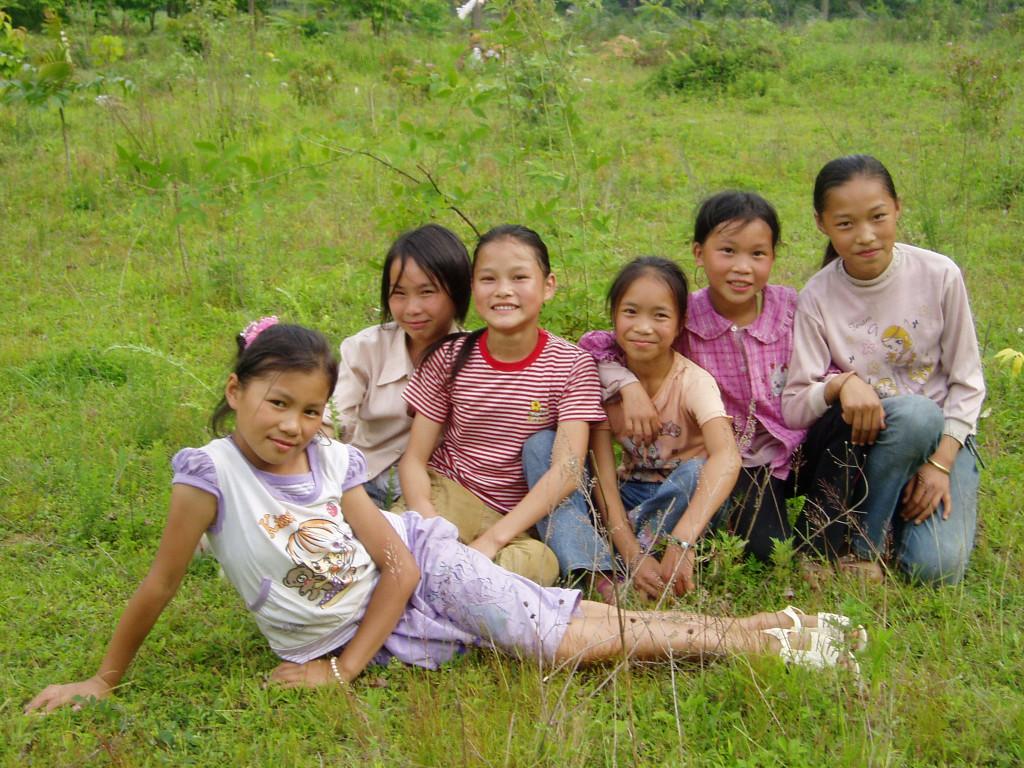 2008 - Village kids