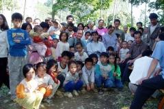 2004 - Village kids